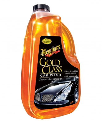 Meguiar's G7164EU Gold Class Car Wash Shampoo & Conditioner 1.89L