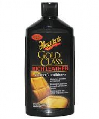 Gold Class Leather Cleaner & Conditioner/ Làm sạch & dưỡng da Gold class G7214